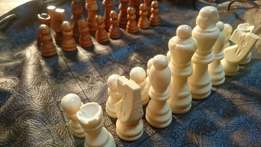 Chess Game A7498