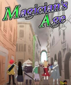 Magic World TRPG Rulebook『Magician's Age』